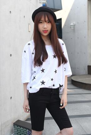 银河系Ť恤衫