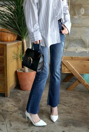 EJ155(26〜32) <BR>感觉出靴型的裤