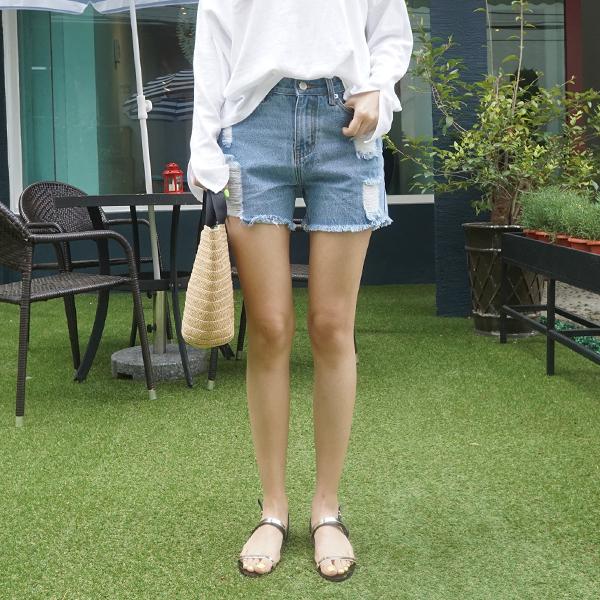 EJ121(S〜XL) <BR>日记第3部分超短裤