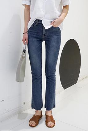 D318(S〜L) <br>季节靴型裤